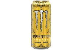 Monster Energy Ultra Gold