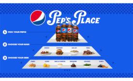 Pepsi Pep's Place