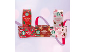 Starbucks Holiday At-Home Beverages