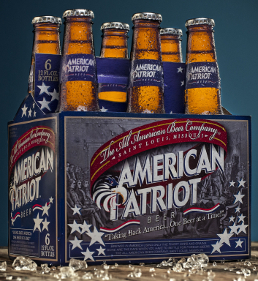 American Patriot and American Patriot Light beers
