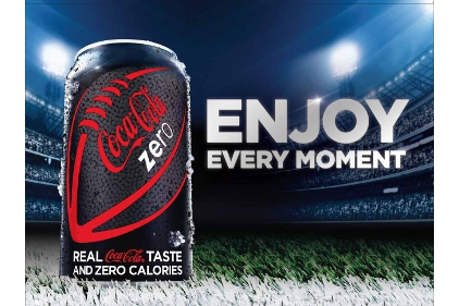 Coke Zero partners with football player for charity