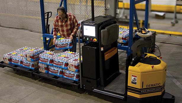 Clearing a path for Automated Guided Vehicles | 2012-08-15