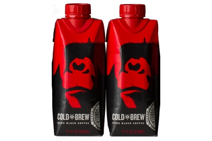 Gorilla Cold Brew Pure Black Coffee