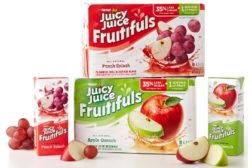 Juicy Juice Fruitifuls