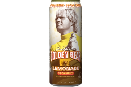 Jack Nicklaus Golden Bear 10-Calorie Lemonade