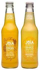 New Joia All Natural Soda flavors