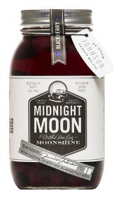 Midnight Moon Moonshine Flavors