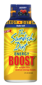 The Swedish Diet Energy Boost