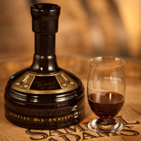 Samuel Adams Utopias 10th Anniversary Batch