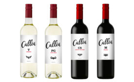 Callia Wine new label