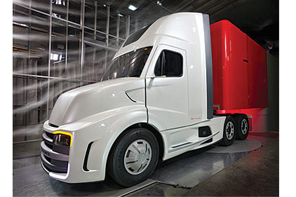Innovations on display at Mid-America Trucking Show | 2012