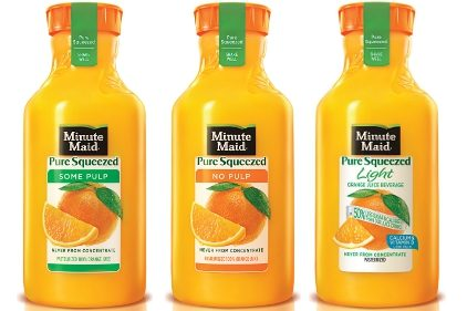 orange juice marketing plan To promote the new naked juice marketing plan, the company will include more college towns and universities to its list of retail intermediaries this strategy will boost the probability of our target market seeing our product offered for sale.