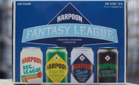 Harpoon summer mix pack