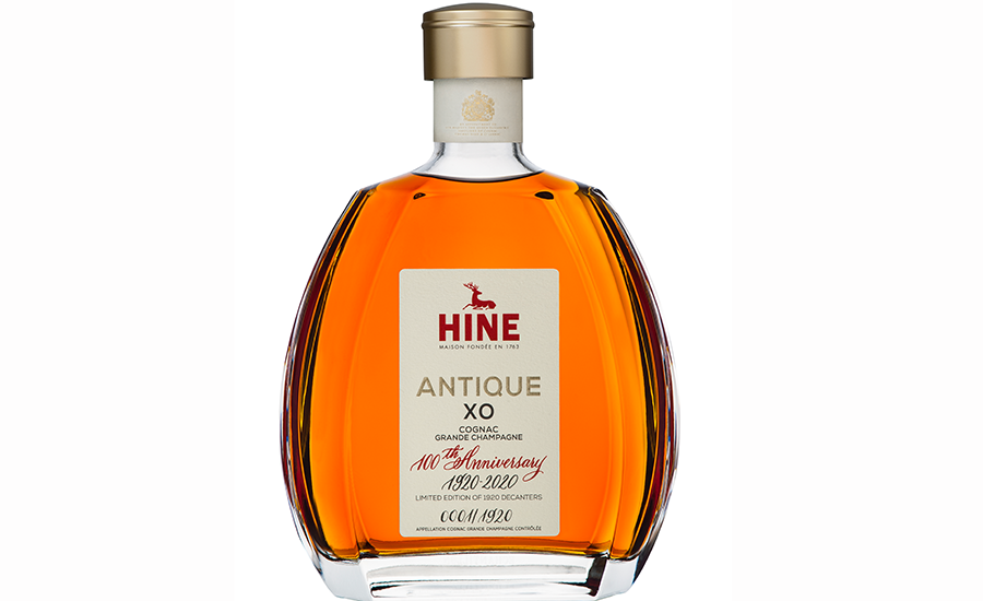 HINE Antique XO 100th Anniversary 1920-2020 Cognac