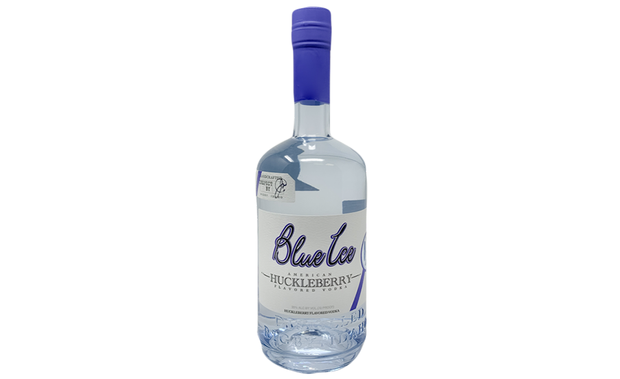 Huckleberry Ice Vodka