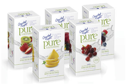 Crystal Light Pure Group