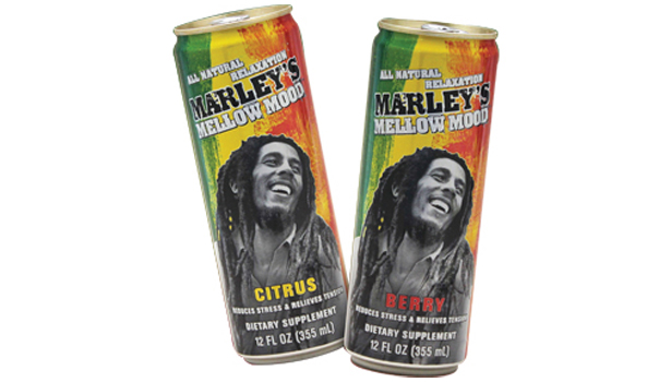 Marley's Mellow Mood Beverages