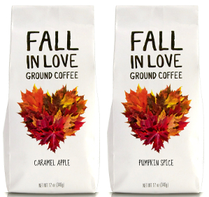 Fall in Love Ground Coffee