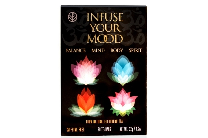 Infuse Your Mood tea
