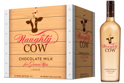 Naughty Cow liqueur