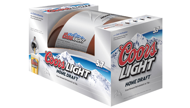 Coors Light Home Draft