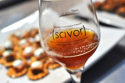 Craft brewers showcase beer pairings at Savor
