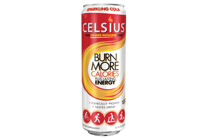 Celsius Negative Calorie Cola