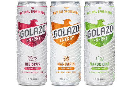 Golazo Energy Sugar-Free