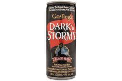 Gosling's Dark & Stormy