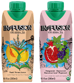 In/Fusion Iced Herbal Tea