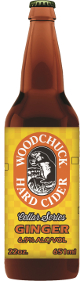 Woodchuck Hard Cider Cellar Series Ginger