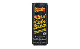 Kahlua Nitro Coffee
