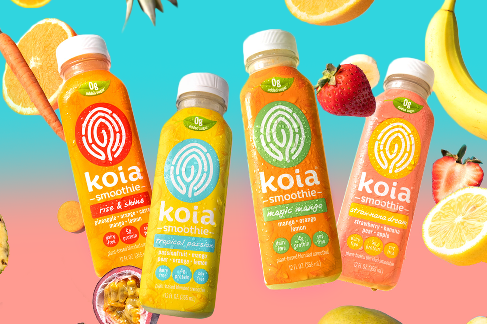 Koia Juice Smoothies