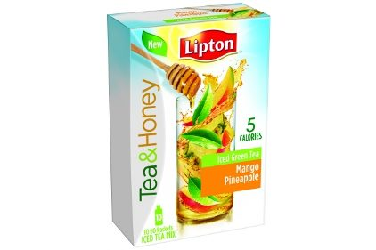 Lipton Tea & Honey | 2012-03-19