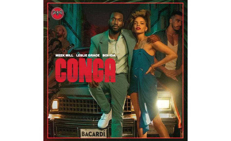 BACARDÍ rum debuts video remake of 'Conga'