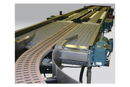 Operations: Conveyors do More than Transport Beverages