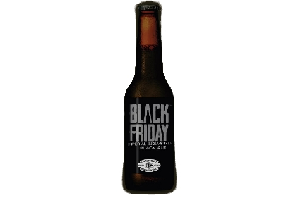 Lakefront Brewery Black Friday bottle