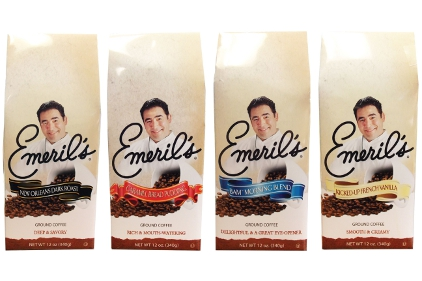Emeril's ground coffee