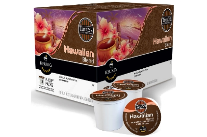 Tully's Coffee Hawaiian Blend