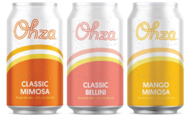 Ohza 3-pack cocktails