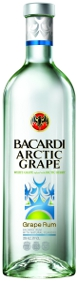 Bacardi Arctic Grape Rum