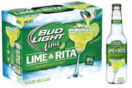 Bud Light Lime U0027Lime A Ritau0027