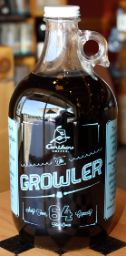Caribou Coffee launches growlers, sparkling drinks