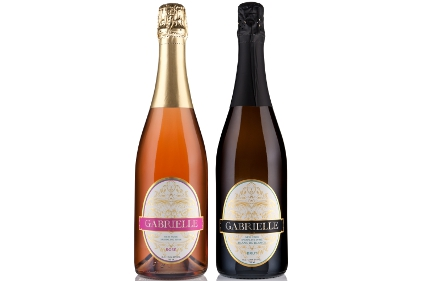 Gabrielle Rose and Blanc de Blancs