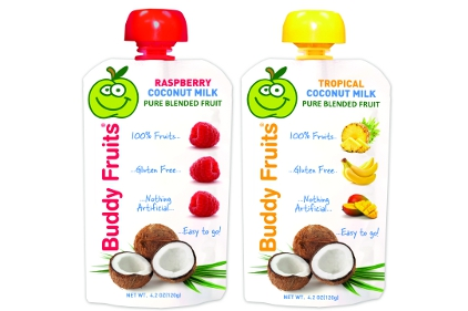 Buddy Fruits Coconut Milk
