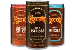 Kahlua coffee liqueurs