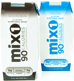 Mix1 90-Calorie Lean Performance Chocolate and Vanilla