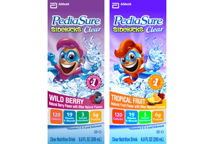 PediaSure SideKicks Clear