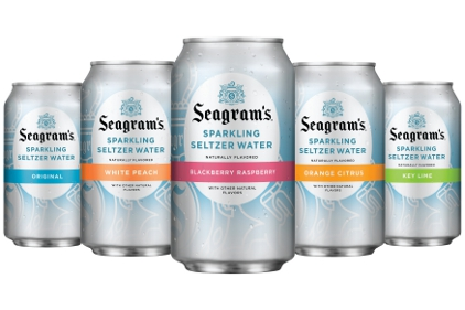 Seagram's Sparkling Seltzer Waters