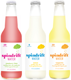 Spindrift Water